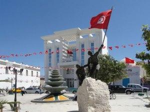 Небольшой курортный городок Набель