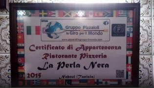 Italiano La Perla Nera