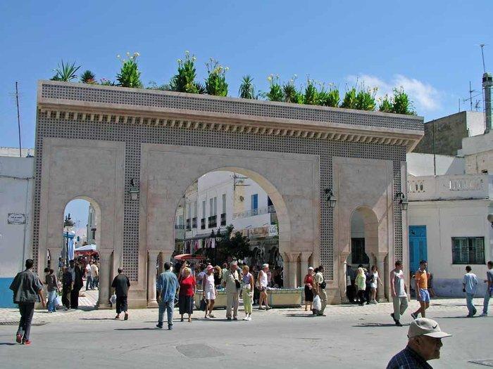 Тунис - Набель