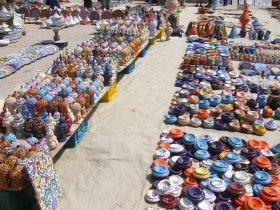 Каждую пятницу в Набеле проходит рынок Сук-эль-Джема