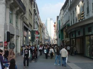Улица Rue Neuve