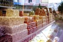 Турецкие сладости - лукум