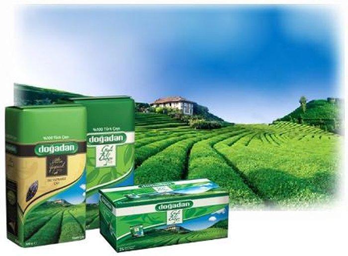 Чай Doğadan