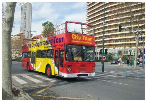 Автобус экскурсионный.