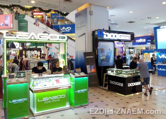 Как купить электронику в Куала лумпур