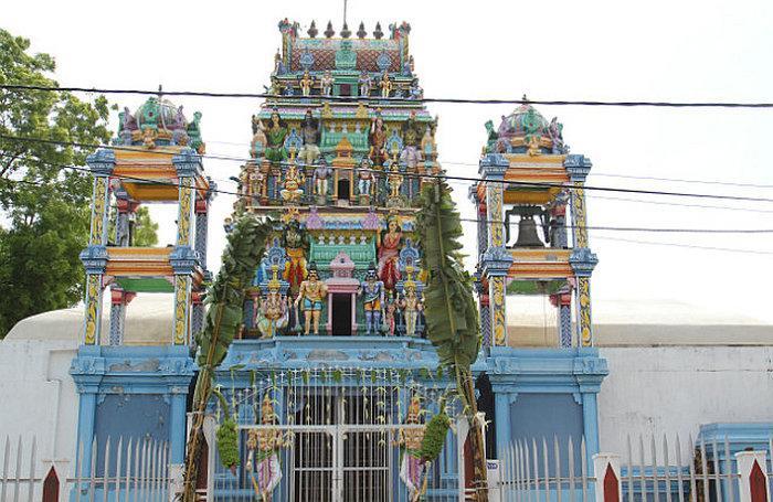 Храм Шри Ситивинаягар (Sri Sithi Vinayagar Temple)
