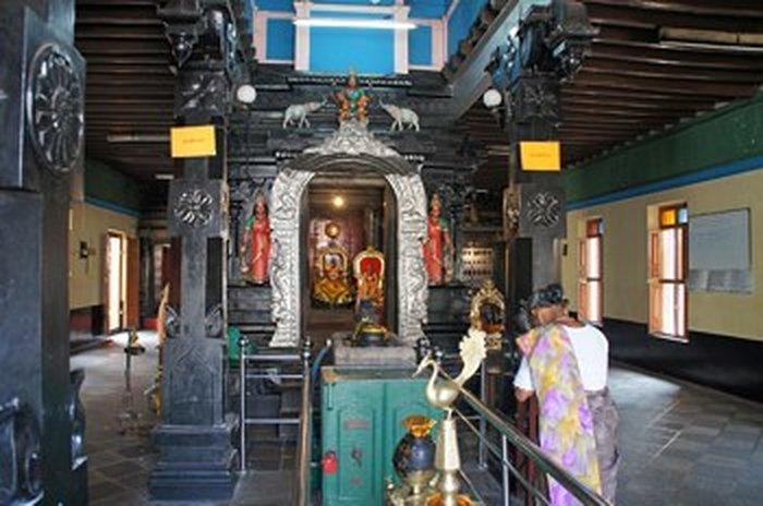 Sri Muthu Mari Amman Temple