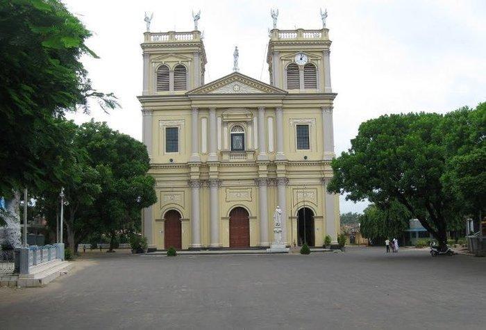 Достопримечательности Негомбо - Церковь Св. Марии