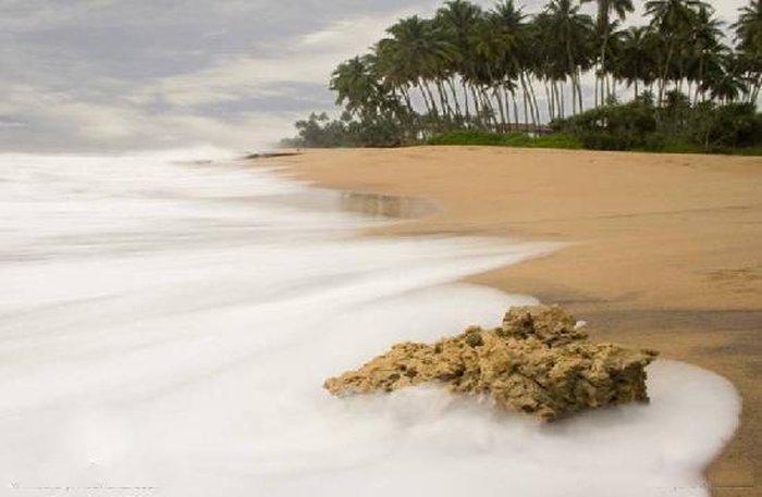 Пляж в Негомбо
