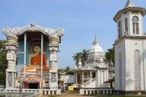 Храм Агурукарамулла (Agurukaramulla Temple, Bodhirajarama Maha Viharaya)