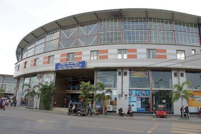 Автостанция в Негомбо