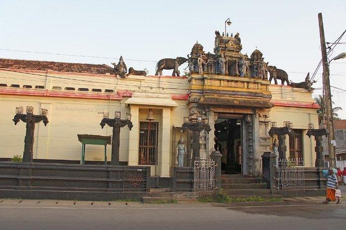 Храм Шри Мутумариамман (Sri Muthu Mari Amman Temple)