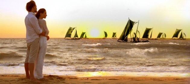 Негомбо — популярное туристическое место отдыха на Шри-Ланке