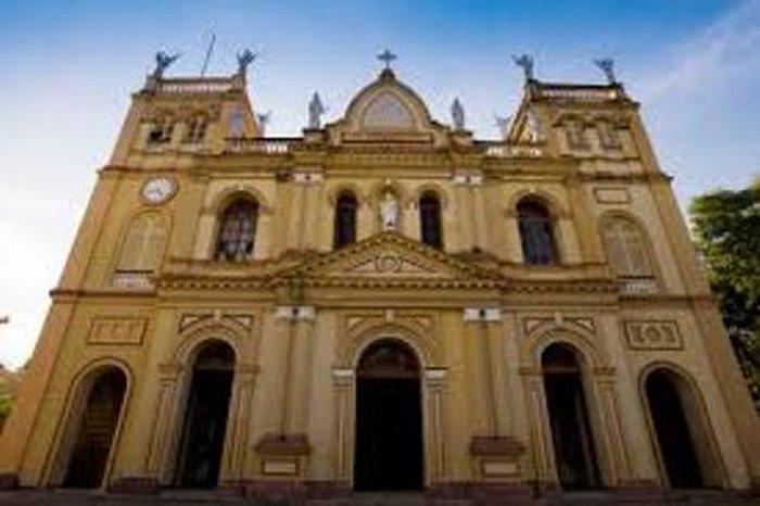 Негомбо - Церковь Св. Джозефа (St. Joseph Curch)