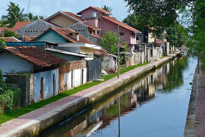 Negombo Canals