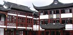 Сад и базар Юй-Юань в Шанхае