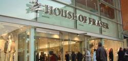 Универмаг House of Fraser в Лондоне