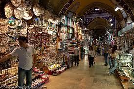 шоппинг в Стамбуле в январе