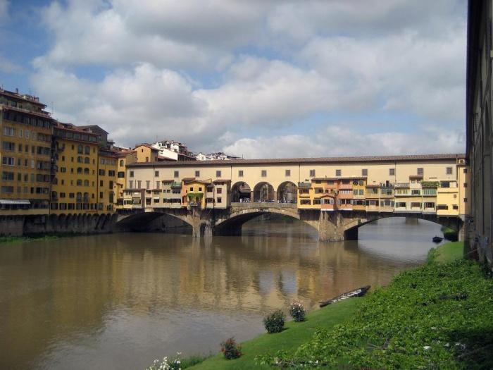 Золотой мост, Флоренция.JPG