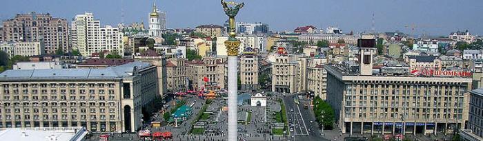 шоппинг в Киеве