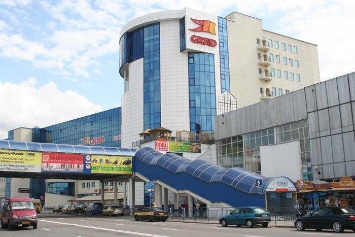 «Ждановичи» — наиболее крупный торговый комплекс и рынок Беларуси