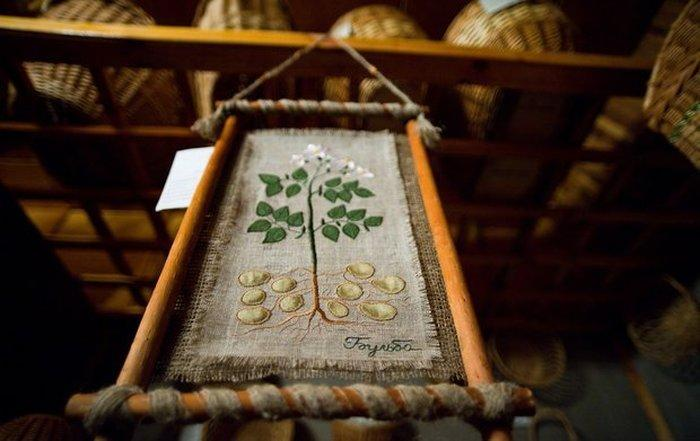 Что привезти из Беларуси - Изделия из дерева и лозы