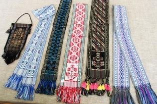 Что привезти из Беларуси - Слуцкие пояса
