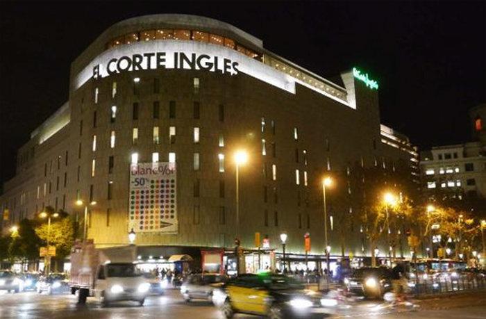 Торговые центры в Барселоне