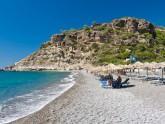 Пляж Агиа Фотья