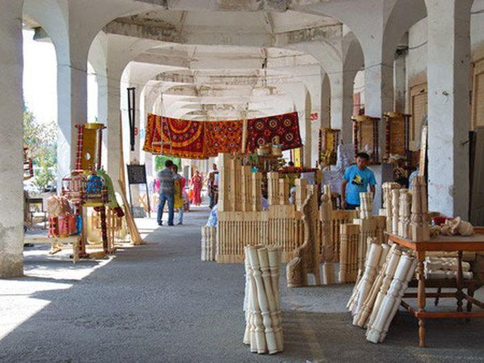 Госпитальный базар