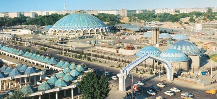 Главный базар Ташкента - Чорсу
