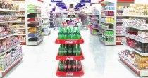 Супермаркет продуктов в «Mega-Planet»