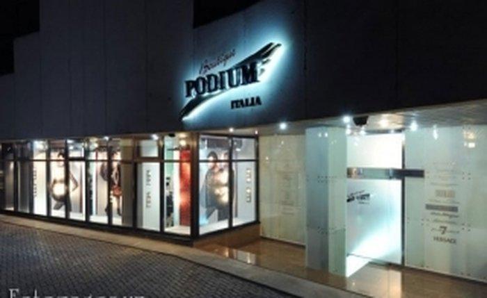 Бутик «Podium Italia»