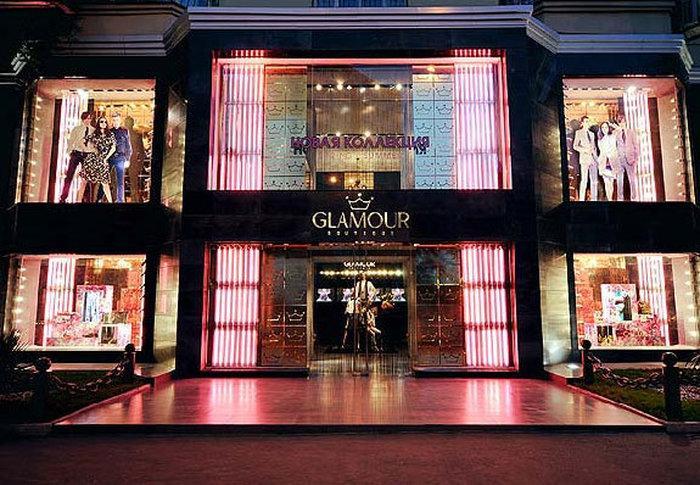 Бутик «Glamour»