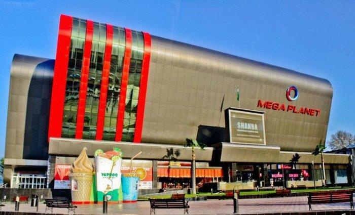 ТРЦ Mega-Planet в Ташкенте