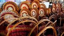 Сувениры на рынке Чорсу