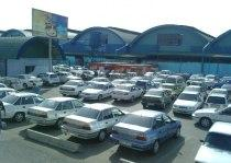 Рынок Урикзор в Ташкенте