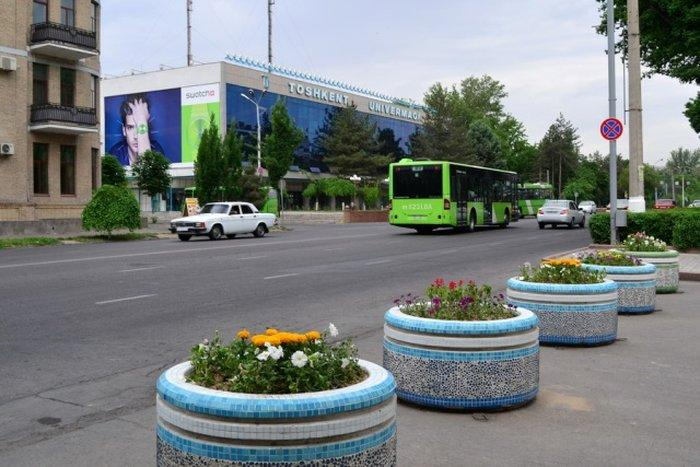 Ташкентский универмаг