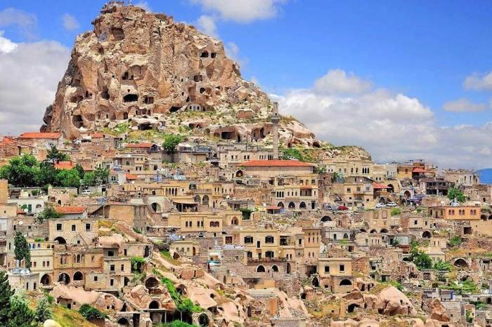 ПО СЛЕДАМ ВЕЛИКИХ ЦИВИЛИЗАЦИЙ Экскурсионный тур по Турции