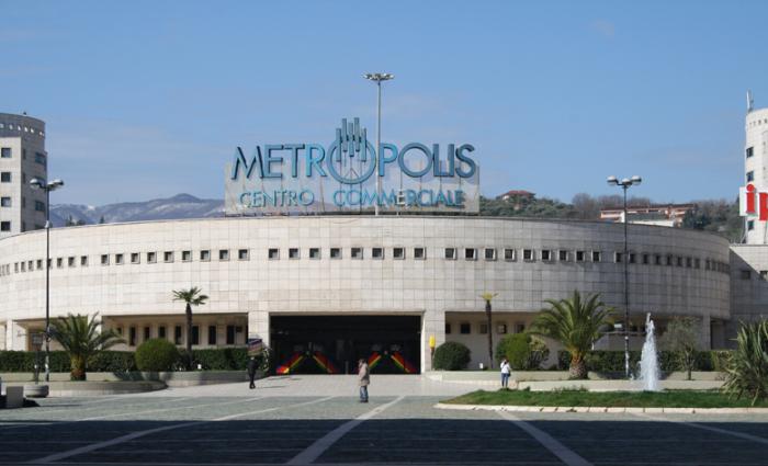 Торговый центр Metropolis