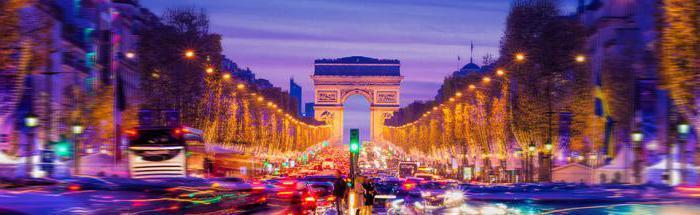 шоппинг в париже в январе