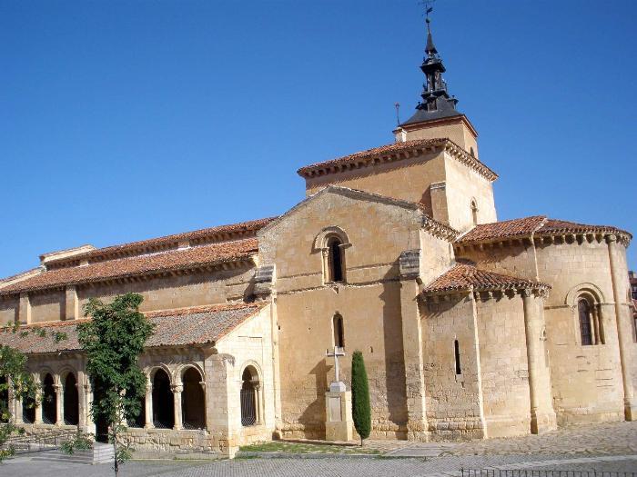 Церковь Сан-Мильян в Сеговии