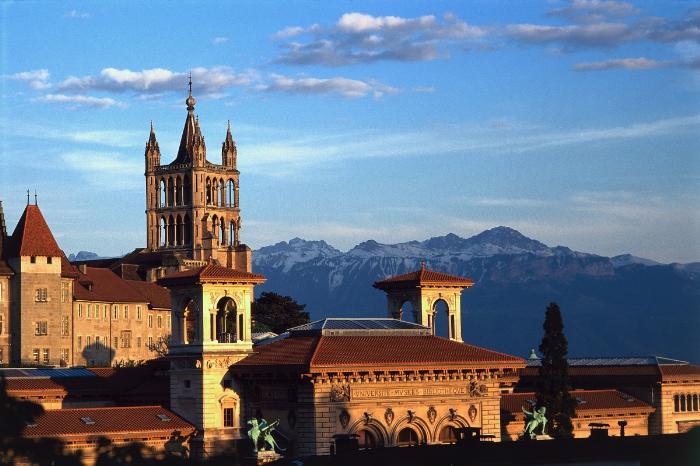 Lausanne-2 Лозанна (Lausanne), Швейцария - путеводитель по городу, достопримечательности Лозанны. Что посмотреть в Лозанне, как добраться - расписание, стоимость