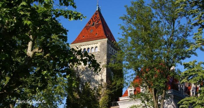 Lausanne-4 Лозанна (Lausanne), Швейцария - путеводитель по городу, достопримечательности Лозанны. Что посмотреть в Лозанне, как добраться - расписание, стоимость