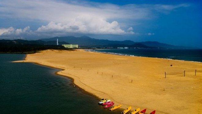 Пляжи Тайбэя