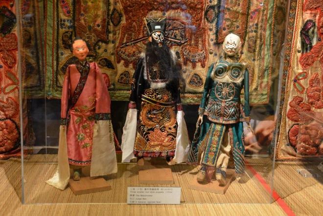 Музей театральных кукол Лин Лиу-Синя
