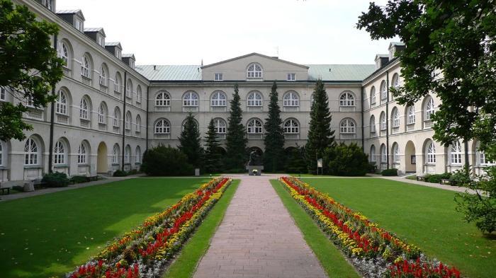 Университет в Люблине
