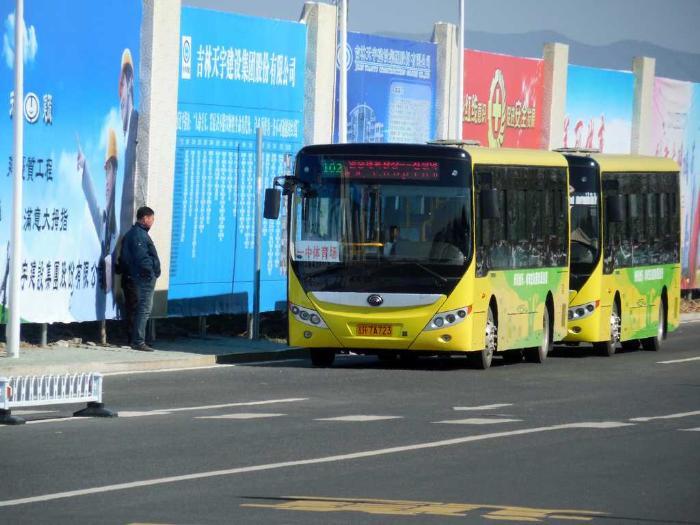 Хуньчунь автобусы ходящие до железнодорожного вокзала скоростных поездов