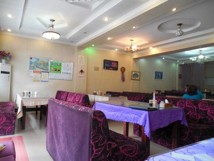 Хуньчунь, ресторан Лада из нутри
