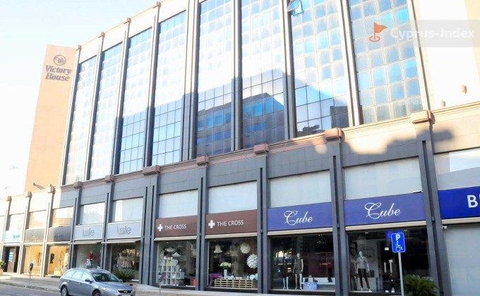 Торговый центр Victory House, Лимассол центр города, Кипр